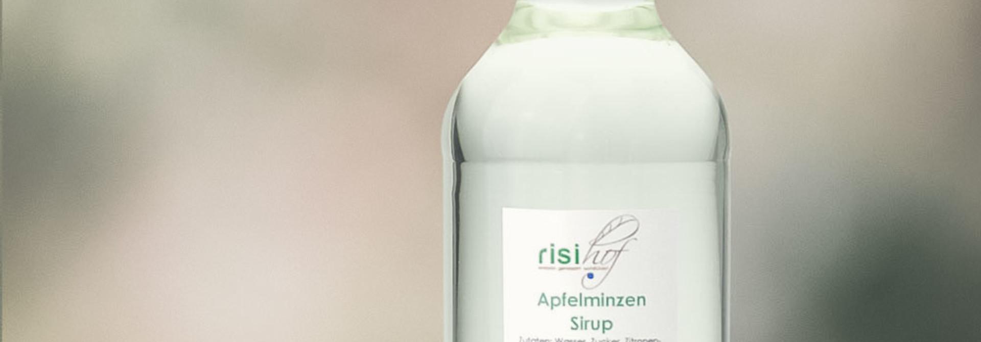 Apfelminzen Sirup 50cl