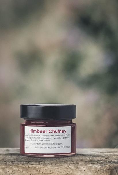 Himbeer Chutney