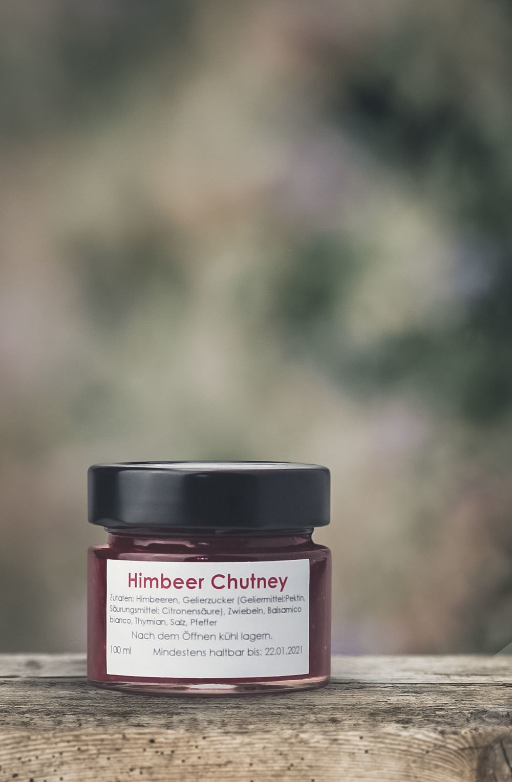Himbeer Chutney-1