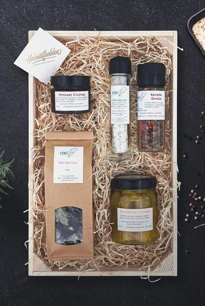Genussbox «Raclette Päckli»