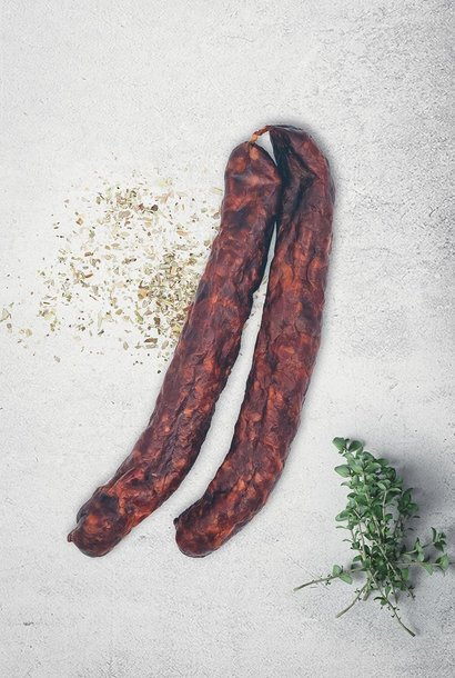 Trockenwurst