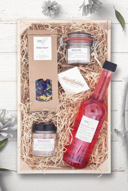 Genussbox «Blütenzauber»