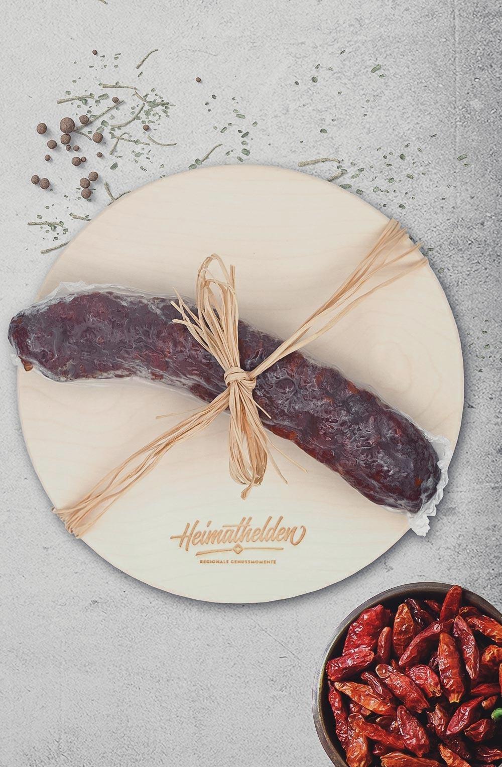 Genussbrettli «Chili Wurst»-1