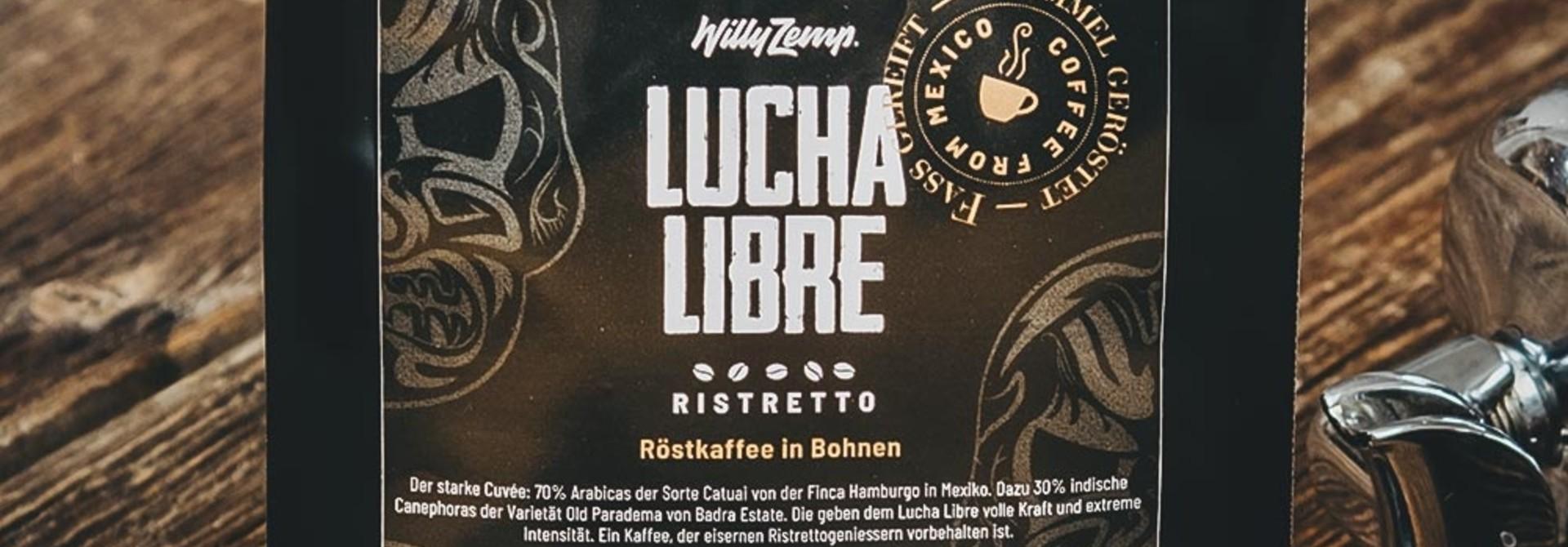 Lucha Libre - Ristretto Mexiko