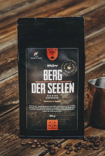 Berg der Seelen - Espresso 380gr
