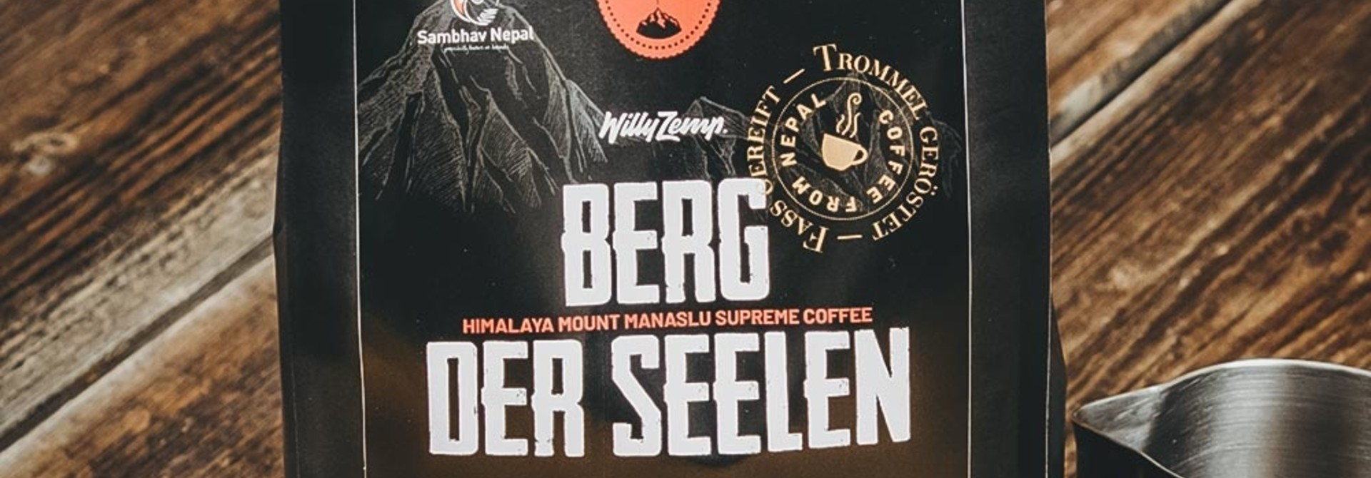 Berg der Seelen - Espresso Nepal