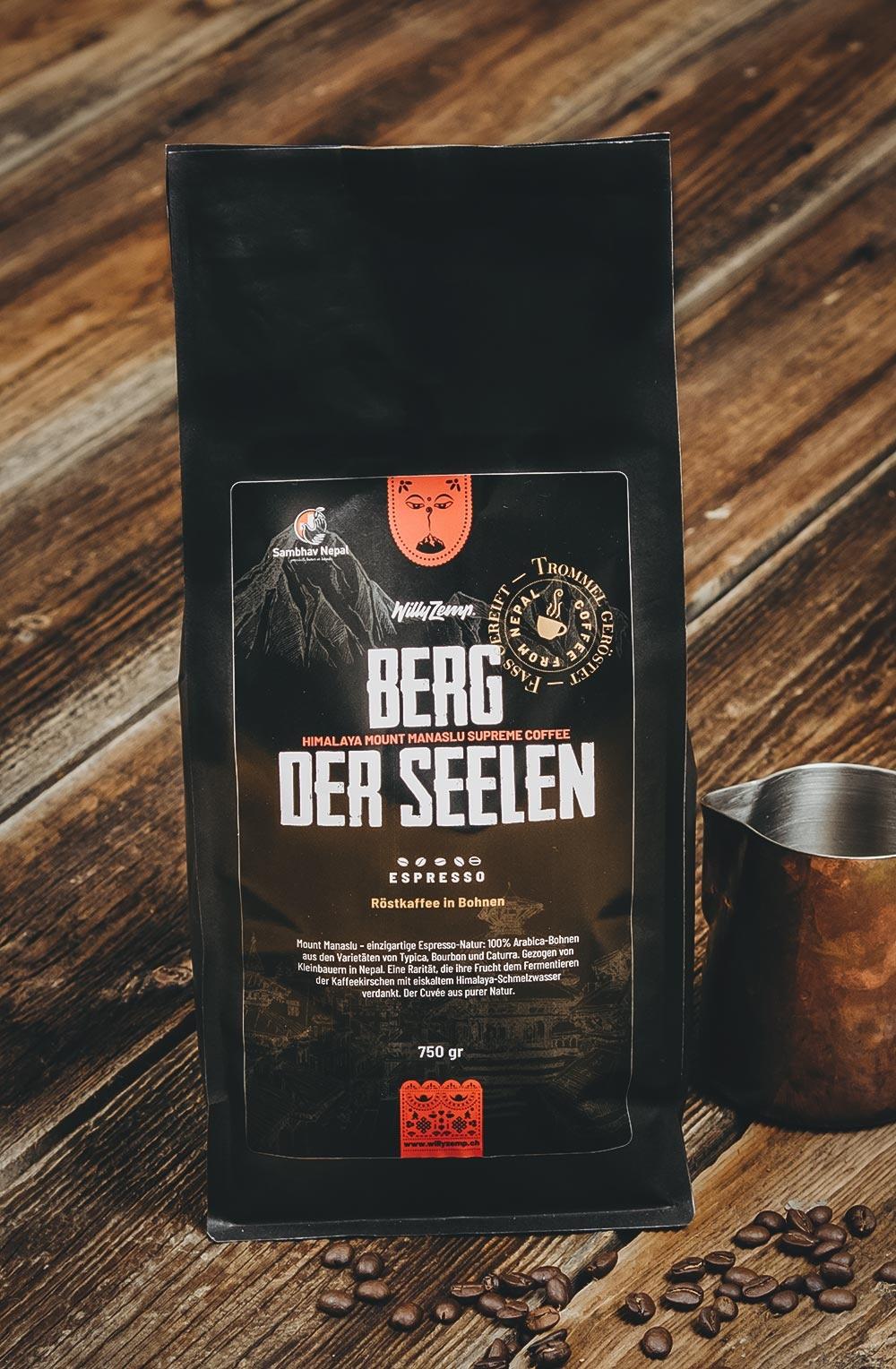 Berg der Seelen - Espresso Nepal-1