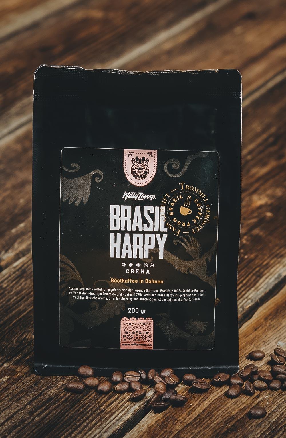 Brasil Harpy - Crema Brasilien-1