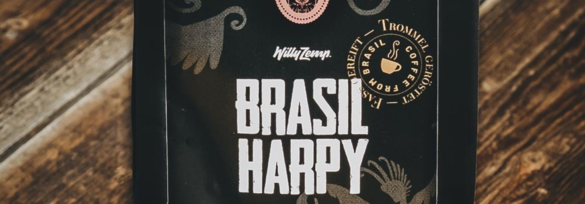 Brasil Harpy - Crema Brasilien