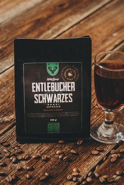 Entlebucher Schwarzes - Espresso 200gr