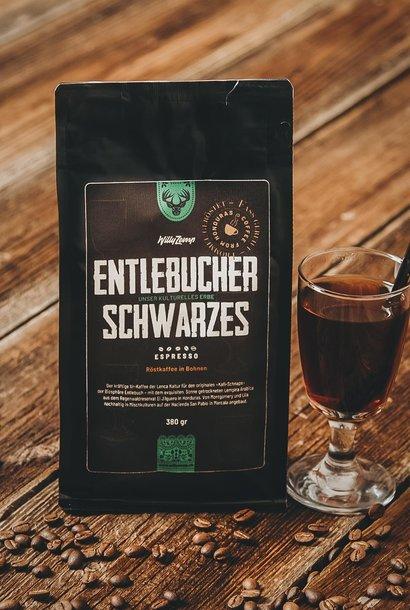 Entlebucher Schwarzes - Espresso 380gr