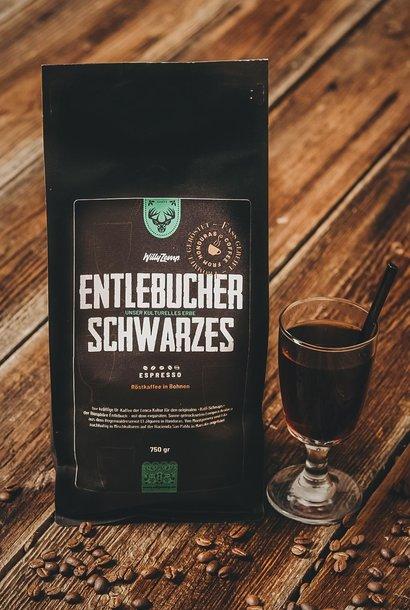 Entlebucher Schwarzes - Espresso 750gr