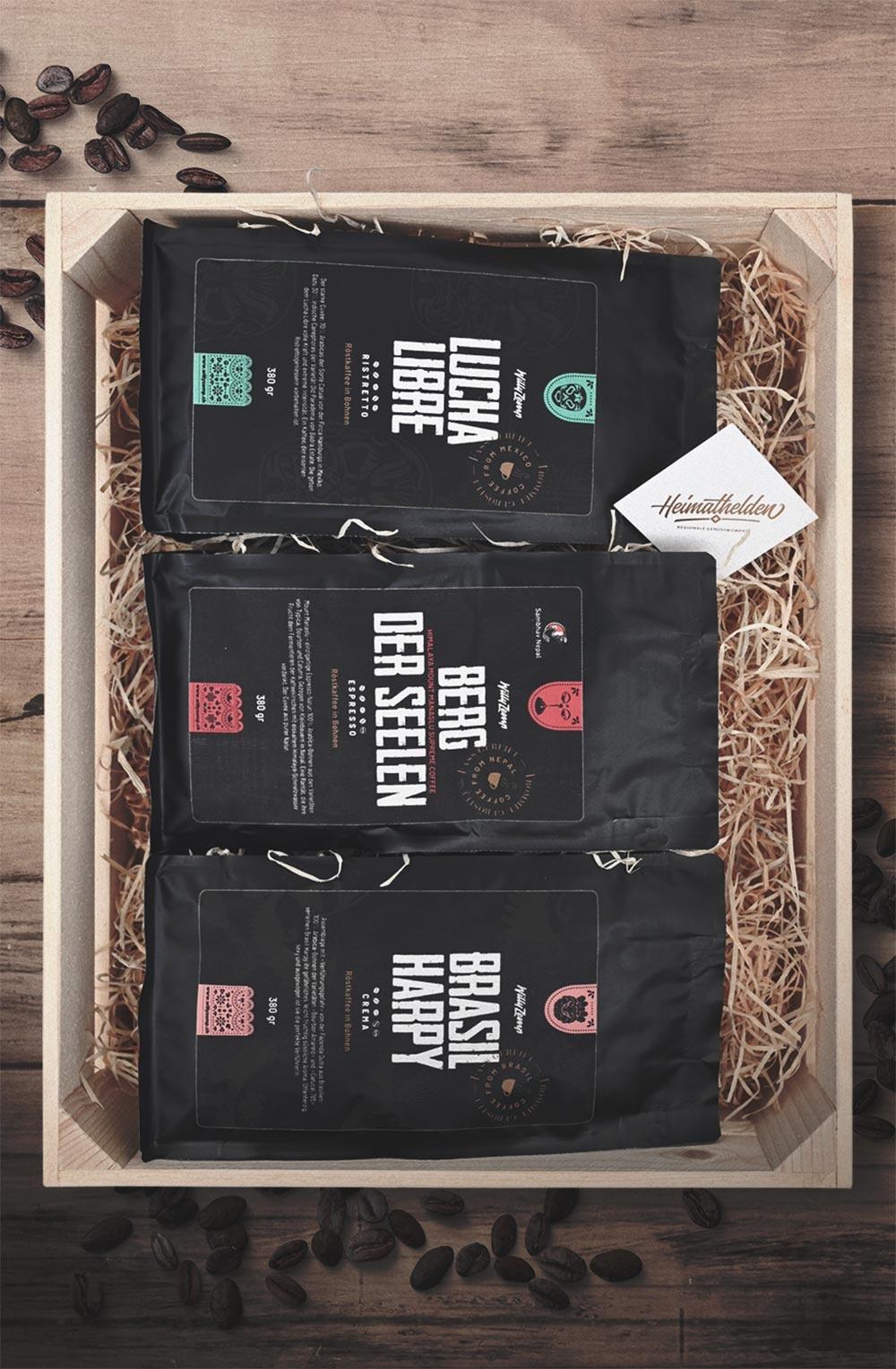Grosse Geschenkbox «Ristretto, Espresso & Crema»-1