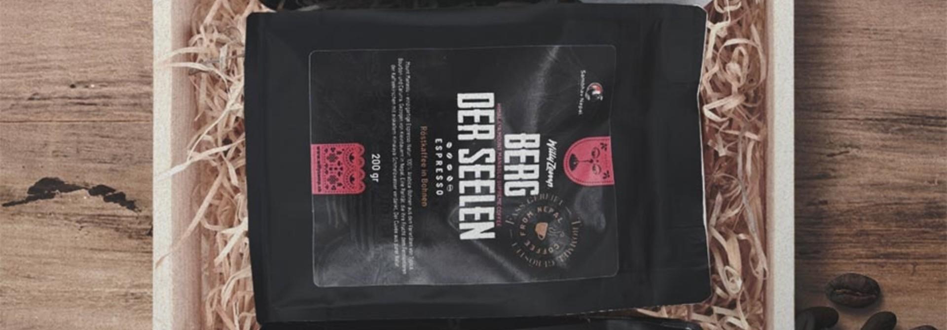 Geschenkbox «Ristretto, Espresso & Crema»
