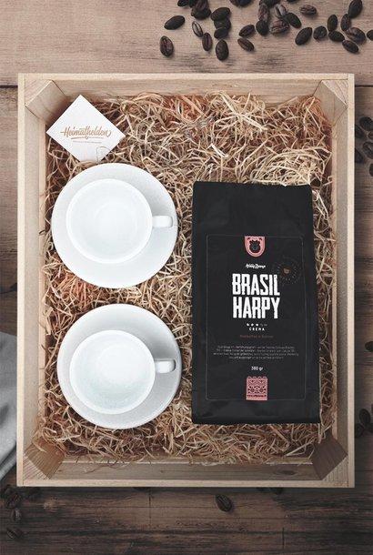 Geschenkbox «Brasil Harpy»