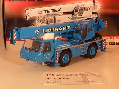 NZG NZG Terex Demag AC35 crane truck Laukant