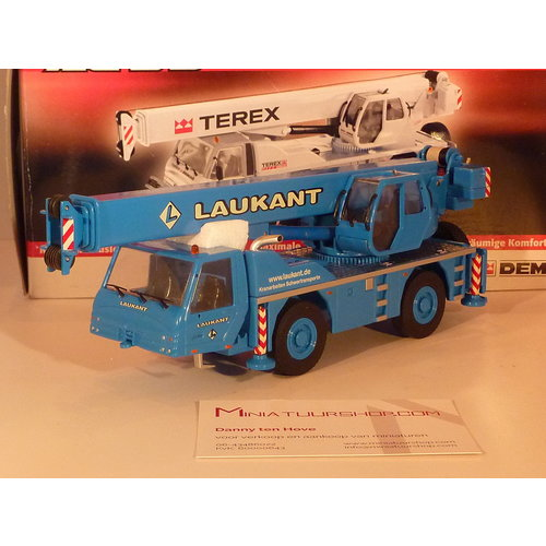 NZG NZG Terex Demag AC35 kraanwagen Laukant