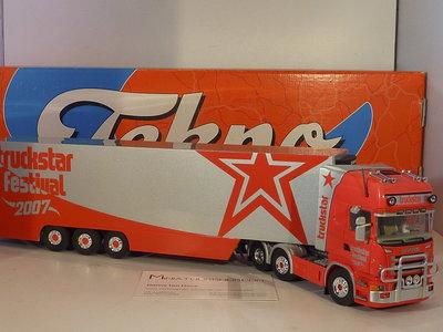 Tekno Tekno Scania R500 6x2 met koeloplegger Truckstar Festival 2007