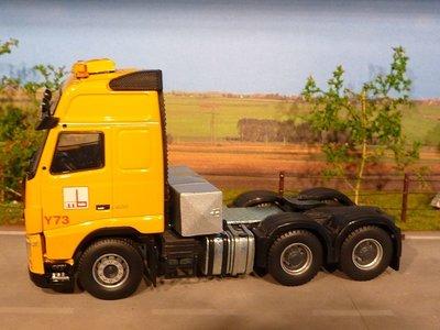 Tekno Tekno Volvo FH03 globetrotter XL 6x2 single truck Max Bögl Germany
