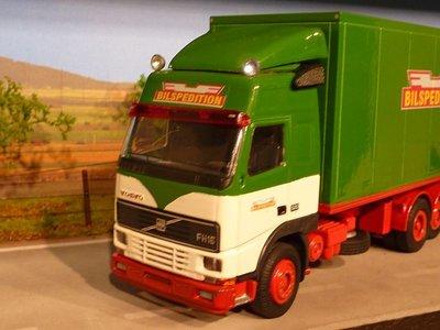 TMU TMU Volvo FH12 LZV combinatie Bilspedition