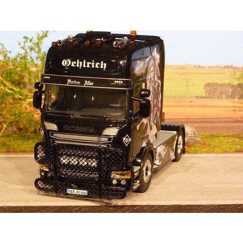 WSI WSI Scania R topline 4x2 single truck Oehlrich Germany