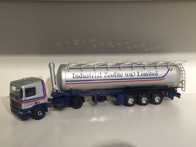 Tekno Tekno ERF met bulkkipper Industrial Zeolite UK