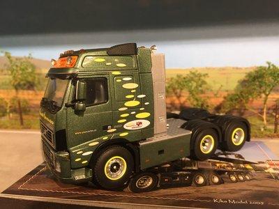 WSI WSI Volvo FH16 6x4 Globetrotter single truck Renata Kamermans