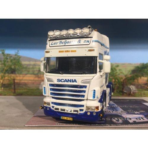 WSI Scania R 6x2 single truck Leo Beljaars