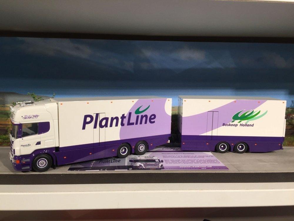 Tekno Tekno Scania R620 volume combinatie Plantline