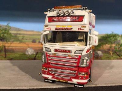 WSI WSI Scania R560 6x2 single truck Gronbeck Denmark