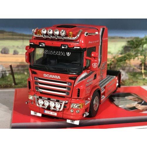 WSI WSI Scania R470 highline single truck Meganck België