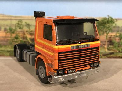 Tekno Tekno T.B.P. Scania 142M 4x2 single truck
