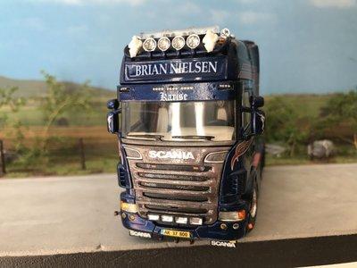 WSI WSI Scania R520 6x2 single truck Brian Nielsen Denmark