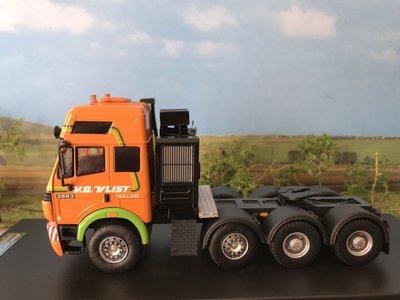 IMC IMC Mercedes SK 3553 single truck van der Vlist
