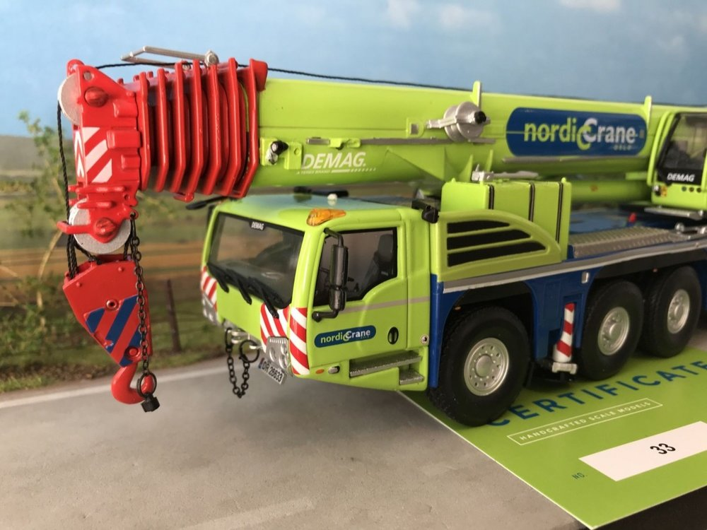 IMC IMC Demag AC250-5 Nordic Crane