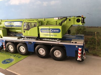 IMC IMC Demag AC250-5 Mobile crane Nordic Crane