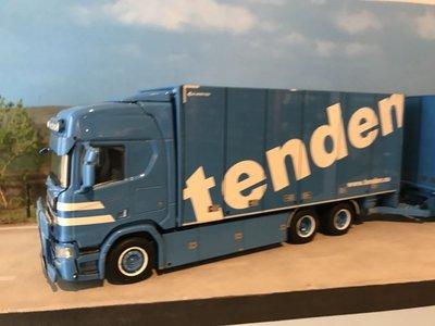 WSI WSI Scania R Highline bakwagen combi Tenden Norway