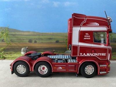 Tekno Tekno Scania R620 6x2 Topline single truck Macintyre UK