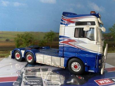 WSI WSI MAN TGX XXL 6x4 single truck Per Broddes Sweden