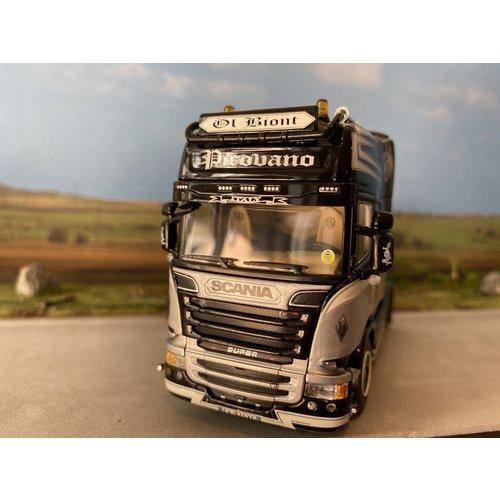 WSI WSI Scania R Topline 4x2 single truck Pirovano Italy