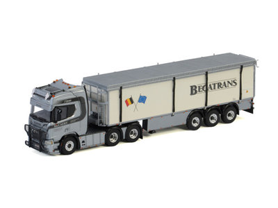 WSI WSI Scania R Highline 6x2 met bandlosser Becatrans België