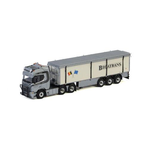 WSI WSI Scania R Highline 6x2 met bandlosser Becatrans België