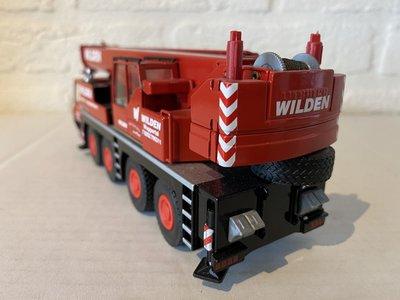 Conrad Modelle Conrad Liebherr LTM 1070-4.1 Mobilkran Wilden Wuppertal