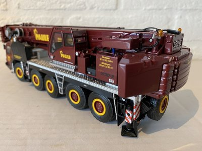 TWH Collectibles TWH Grove 5130 Mobil Crane 5130-2 Herman Paule Germany