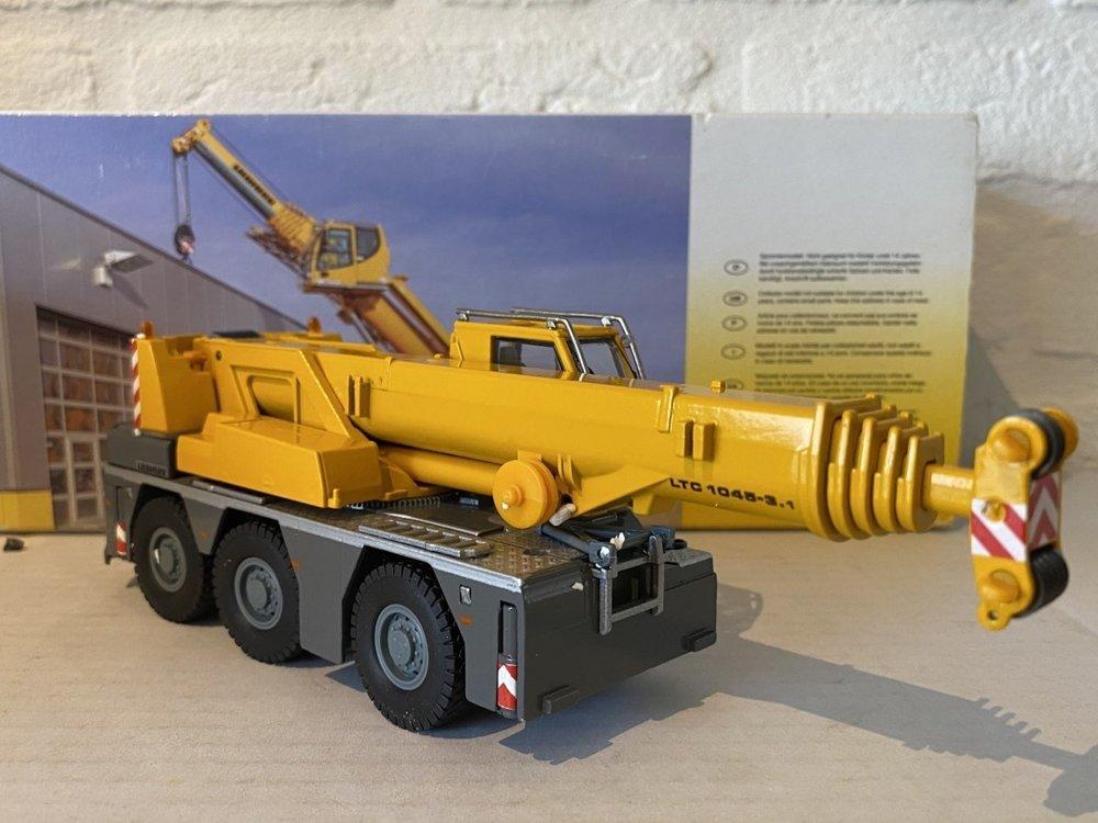 Conrad Modelle Conrad Liebherr LTC1045-3.1 Mobil crane
