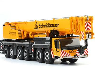 WSI WSI Liebherr LTM 1350-6.1 Mobilcrane Schmidbauer