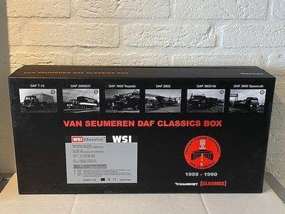 Mammoet store WSI DAF Classics box Mammoet / van Seumeren