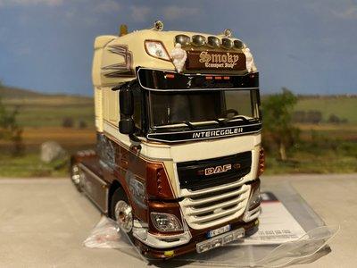 WSI WSI DAF 106XF SSC single truck Smoky transport Italy