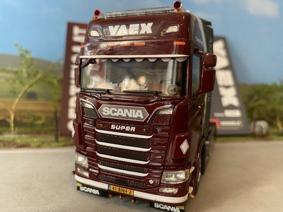 WSI WSI Scania S580 Highline 4x2 single truck VAEX