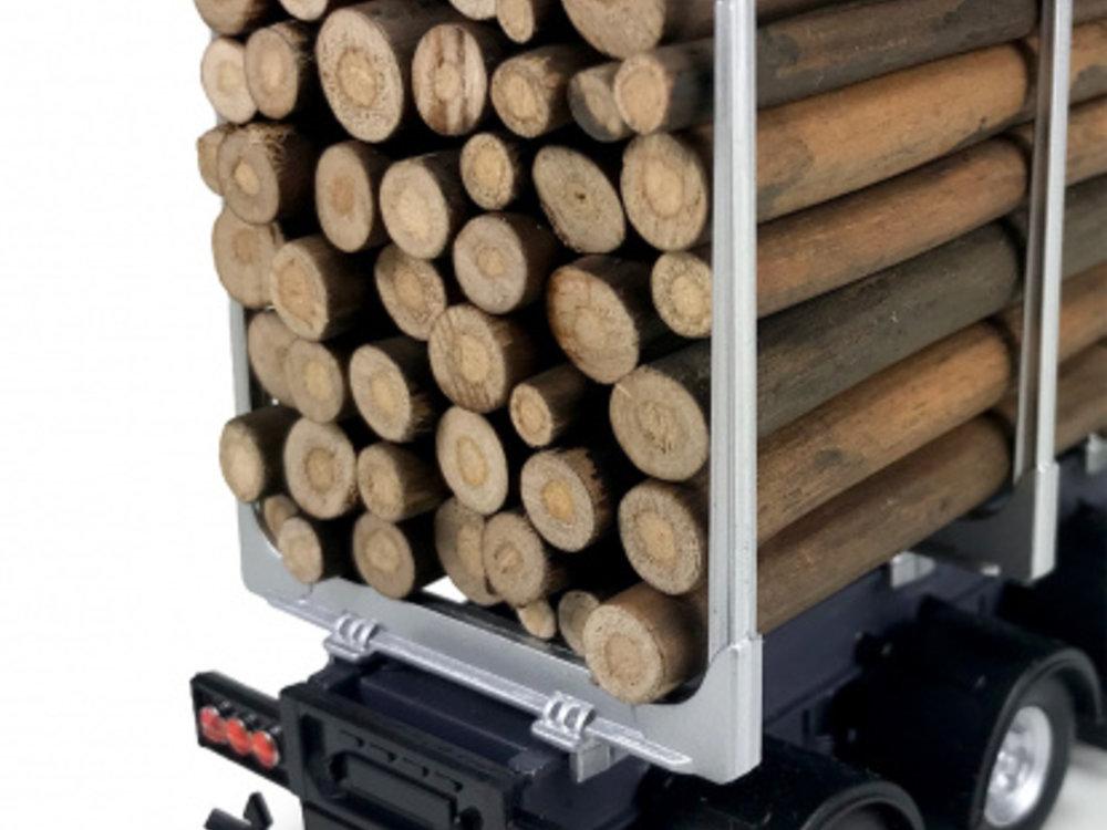 Tekno Tekno lading hout 58mm